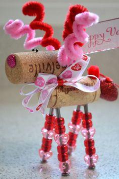 Valentine Reindeer