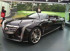 The Cadillac Ciel concept. Photo by Josh Condon. 1959 Cadillac, Cadillac Xts, Cadillac Eldorado, General Motors, Supercars, Sweet Cars, Car Car, Hot Cars, Maserati