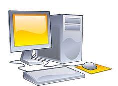 Počítače, Pracovní Plocha, Pc, Monitor