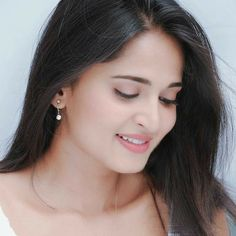 Image may contain: one or more people and closeup Beautiful Bollywood Actress, Most Beautiful Indian Actress, Girly Pictures, Celebrity Pictures, Beautiful Girl In India, Indian Women Painting, Anushka Photos, Actress Anushka, Stylish Girl Images
