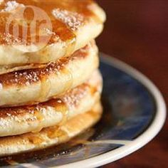 Fluffy Pancakes - just like the name says, these pancakes are guaranteed fluffy every time!