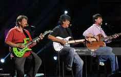 News Photo : Jeff Cook, Randy Owen, and Teddy Gentry of the... Country Rock Bands, Alabama News, Cook, Concert, Concerts, Cooking