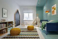 idées déco, appartement architecte, inspirations déco, Lovely Market