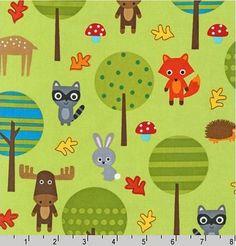 Bubulakovo / R.Kaufman-Woodland Pals, zvieratká v lese(100�vlna)