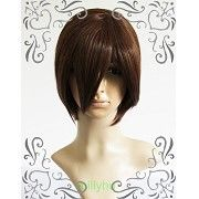 Free Shipping VOCALOID MEIKO brown high-temperature silk Cosplay Wig