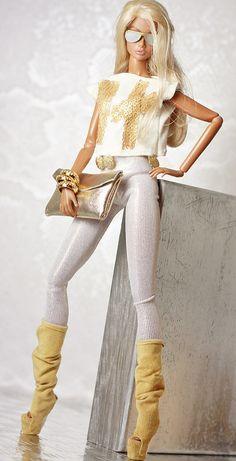 Gitane Glam outfit | www.ebay.com/sch/dollsalive/m.html?item… | Flickr