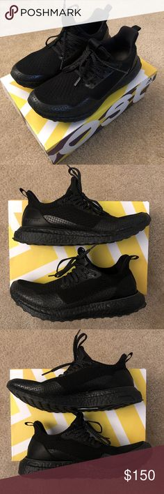 c1dc04d1e053b Ultra Boost Uncaged Haven - Condition 9.5 10. Black Adidas ...