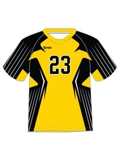 Boom Men's Sublimated Jersey