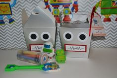 Partylicious: Robot Birthday Party www.facebook.com/partyliciousevents