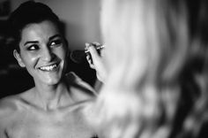 Kit de Beleza de Vera Garcia. #casamento #maquilhagem #noiva #smokeyeye