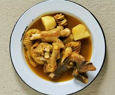 curry tripe and trotters Tripe Recipes, Indian Food Recipes, Indian Foods, South African Recipes, Very Hungry, Soul Food, Food To Make, Curry, Cooking Recipes