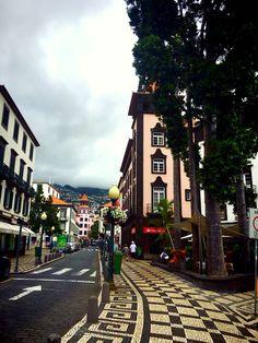 Funchal Sunday Morning