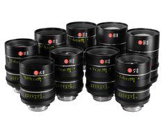 8765d86703dd4 CW Sonderoptic introduces the Leica Thalia series of prime lenses. Leica  Photography, Prime Lens