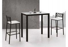 precio mesa diseño alta fija coloritta de cancio…   Mesa altas o ...