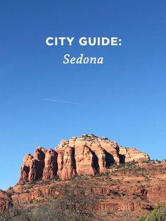 Today Sedona remains a hub of culture, clean eating, adventure, spirituality, wineries, and specialty shopping. Here's how to make the most of your time there