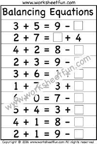 Making 6, 7, 8 & 10 – One Worksheet + tons of other awesome ...