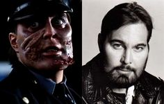 Robert Z'Dar, the cult sci-fi/horror actor who starred in 121 movies, died on March 30, 2015 of cardiac arrest at 64 years of age. His signature jawline was a result of an genetic disorder called cherubism, and it made him an cult figure in films such as Samurai Cop, Tango and Cash, Soultaker and Maniac Cop and its two sequels.