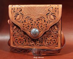 Andy Stevens Saddlery : Custom Leather Accessories-SR - handbag, frye, guess, spring, carteras, michael purse *ad