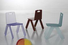 Cadeira Bambino Zanini de Zanine para Allê Design