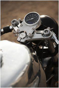Moto Guzzi 850 by Wrenchmonkees 3 Guzzi Bobber, Moto Guzzi, Scrambler, Cafe Racer Parts, Cafe Racer Style, Cafe Style, Cafe Bike, Cafe Racer Bikes, Cafe Racers