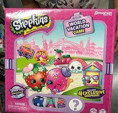 Shopkins world vacation game