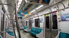 인천지하철 1호선 내부