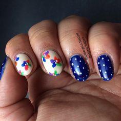 Instagram photo by nearlynailed #nail #nails #nailart