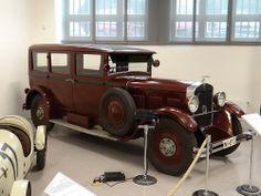 1929 Praga Grand 8