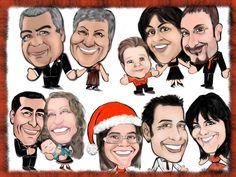 Caricatura...formato FAMILY