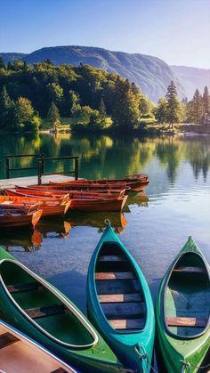 Canoe And Kayak, Beautiful Scenery, Wonderful Places, Kayaking, Nature Photography, Natural Beauty, River, Landscape, World