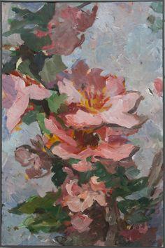 Jan Erik Willgohs Norway, Flora, House, Painting, Art, Pictures, Home, Haus, Painting Art