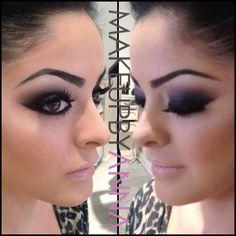 #makeupbyanna #flashbackfriday @kissooh ✨ - @makeupbyanna- #webstagram