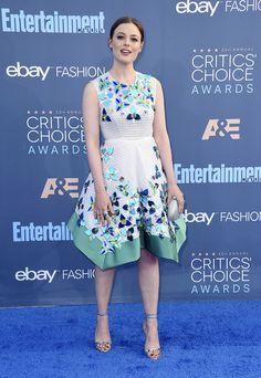 Alfombra Roja Looks Critics Choice Awards 2016 12