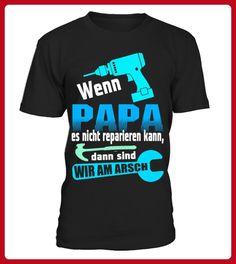 PAPA REPARIEREN - Shirts für großeltern (*Partner-Link)