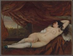Courbet's Femme nue couchée (1862), which was confiscated by the Nazis from the painter and art collector Baron Ferenc Hatvany in 1944 and restituted to his heirs only in 2005, sold for $15.3 million, just above its $15 million low estimate. The seller had purchased the nude from the Hatvany family shortly after it was returned to them.