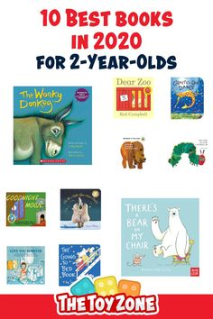 We came up with a list of the top quality books for two-year-olds. These stories are great to read aloud as a way to calm kids down, especially around bedtime. They feature gorgeously colored pictures. Some are classic, some are good learning tools, and others are simply funny. Check out our list to view our favorite picks. Teaching Kids, Kids Learning, Dear Zoo, Cool Toys For Boys, Best Educational Toys, Beloved Book, 2 Year Olds, Good Night Moon, I Love You Forever