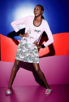"Model Yaya Deng für Peter Alexander ""Bright Nights"" Kampagne---Model Yaya Deng for Peter Alexander "" Bright Nights"" Campaign Hier:http://fabmagazineonline.com/fab-fashion-kenyan-born-model-yaya-deng-peter-alexander-sleepwear-bright-nights-catalogue/ Photographer: Simon Lekias"