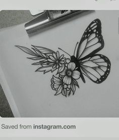 Zentangle Doodle by Lisa Chang Art Drawings Sketches Simple, Pencil Art Drawings, Easy Drawings, Tattoo Drawings, Doodle Art Designs, Tattoo Designs, Drawings Pinterest, Tattoo Zeichnungen, Doodle Art Drawing