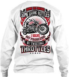 T-shirt - Twisting Throttles