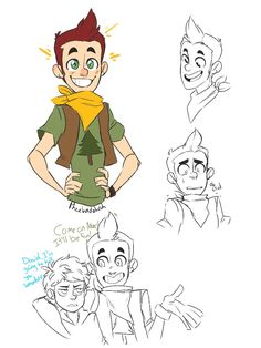 David is smol and must be protected breathe if you agree #campcamp #roosterteeth