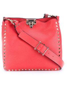 0b991b006 VALENTINO  Rockstud  Shoulder Bag.  valentino  bags  shoulder bags  leather