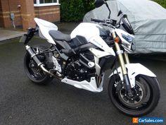 Suzuki GSR 750cc Motorbike #suzuki #gsr750 #forsale #unitedkingdom