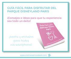 Guía Fácil para Disfrutar Disneyland Paris