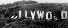 Even though Hollywood is the city of the stars, it still has its fair share of ghost stories and urban legends. Given the rich history of Hollywood and the entertainment . Hollywood Sign, Hollywood California, Vintage California, Vintage Hollywood, Southern California, California Beach, California Style, California Travel, Station To Station