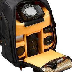 Case Logic SLRC-206 Camera / Laptop Backpack Black Case: Picture 1 regular