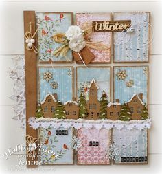 Pocket Letters Home for Christmas
