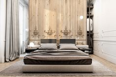 Exquisite flat in Paris. on Behance