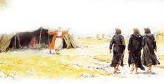 La ley de Salvación ..........: PROMESA NACIMIENTO DE ISAAC - Dios hace morada, la...