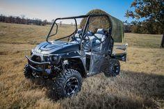 UTV-maker Intimidator Group touts new 800cc gasoline engine