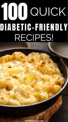 Easy Diabetic Meals, Diabetic Food List, Diabetic Friendly Desserts, Healthy Recipes For Diabetics, Diabetic Meal Plan, Healthy Snacks, Diabetic Dessert Recipes, Diabetic Snacks Type 2, Diabetic Cookbook